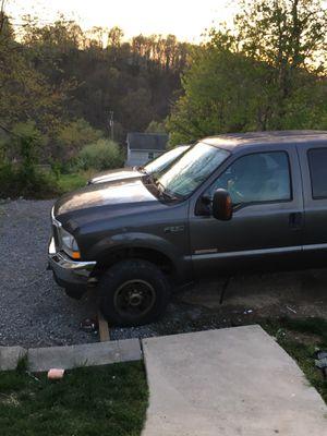 04 f250 super duty 4 door diesel for Sale in Staunton, VA