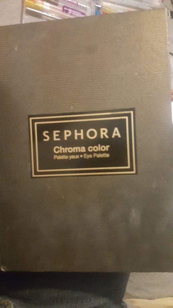 Sephora makeup pallet amazing eyeshadows