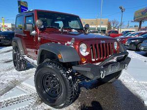 2007 Jeep Wrangler for Sale in Denver, CO