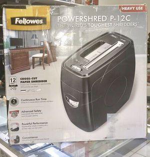 Shredders Trituradora de papel Fellowes for Sale in Virginia Gardens, FL