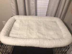 Large pet bed for kennel crate for Sale in Kissimmee, FL