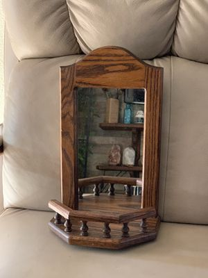 Wall Mirror with Shelf for Sale in Buena Park, CA
