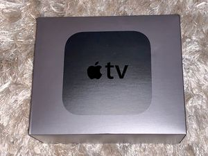 Apple TV HD 4th Generation 32GB - Excellent Condition for Sale in Irvine, CA