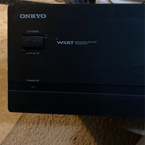Onkyo amplifier M-282 for Sale in San Diego, CA