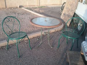 Small patio table for Sale in Tempe, AZ