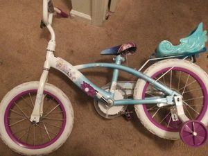 Frozen toddler and big kid bike for Sale in Virginia Beach, VA