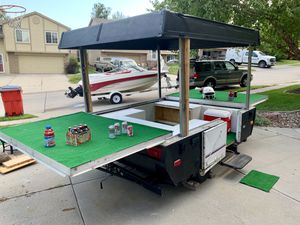 Converted Tailgate Pop Up for Sale in Omaha, NE