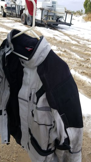 First gear 2x motorcycle jacket for Sale in Phelan, CA