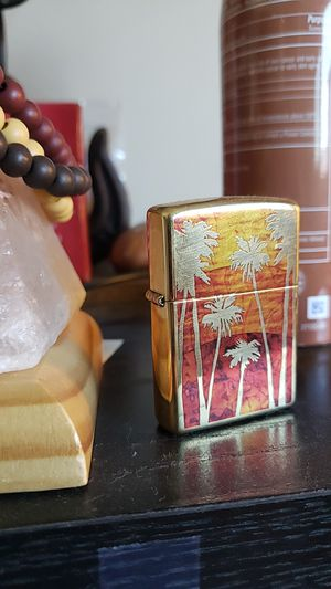 Real Zippo Designed and purchased in Old Town San Diego for Sale in Placentia, CA