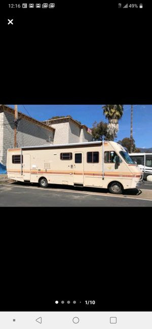 Lookig for r.v for my family and i please help for Sale in Ventura, CA