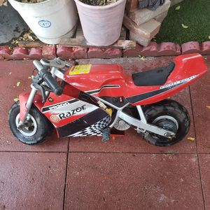 Razor Pocket Rocket Bike for Sale in Los Angeles, CA