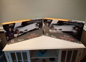 Two Overwatch NERF rival Reaper Wright Edition for Sale in Los Angeles, CA