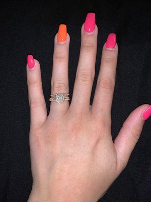 Zales Engagement Set 1/2 Carat T.W. Diamond 14k Rose Gold for Sale in Elk Grove Village, IL
