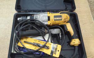"DEWALT DWD520 10 Amp 1/2"" VSR Corded Pistol Grip Hammerdrill w/ Case for Sale in Baltimore, MD"