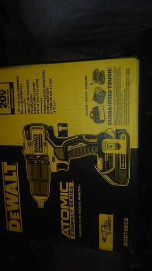 DeWalt drill 20v kit for Sale in Tukwila, WA