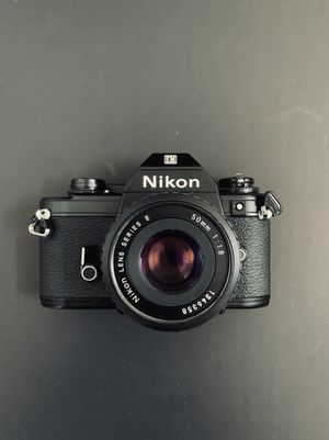 Nikon EM Film Camera for Sale in Austin, TX