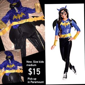Batgirl deluxe costume for Sale in Paramount, CA