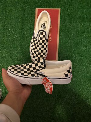 Vans size 5.5 and 8 women for Sale in Fontana, CA