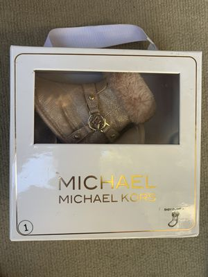Michael Kors Baby Shoes for Sale in Tampa, FL