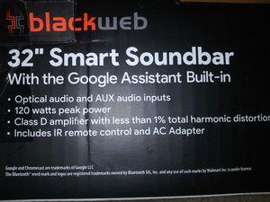 Smart Soundbar AND google chromecast for Sale in Tarpon Springs, FL