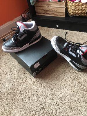Air Jordan's retro 3's for Sale in Rockville, MD