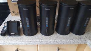 Audio unlimited 900 MHz indoor/outdoor speakers for Sale in Miami, FL