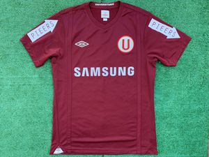 2010 Universitario de Deportes away soccer jersey M for Sale in Raleigh, NC