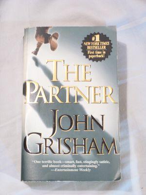 John Grisham The Partner Book for Sale in Ripley, WV