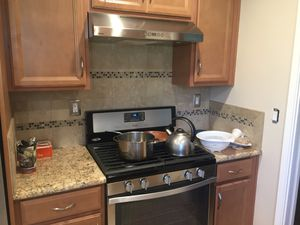 New appliances installed by me ovens,hood vent, microwaves,refrigerators,faucets for Sale in Fontana, CA