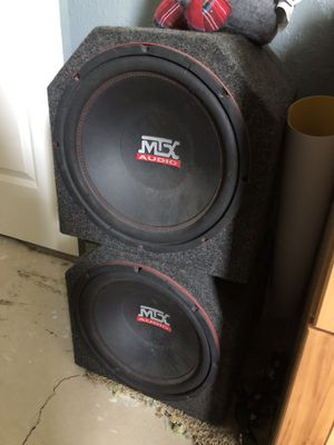 MTX Audio Speakers for Sale in Lehigh Acres, FL