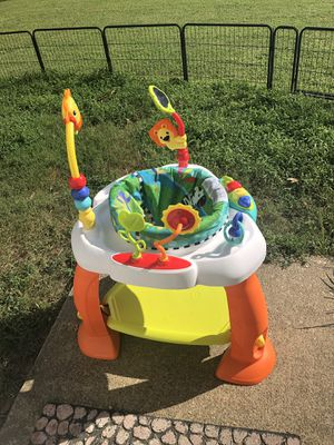 Bright Starts Bounce Bounce Baby Exersaucer for Sale in Suffolk, VA