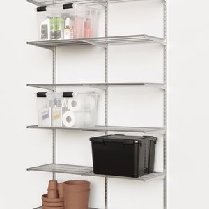 Elfa Platinum Closet Shelving System for Sale in Beverly Hills, CA