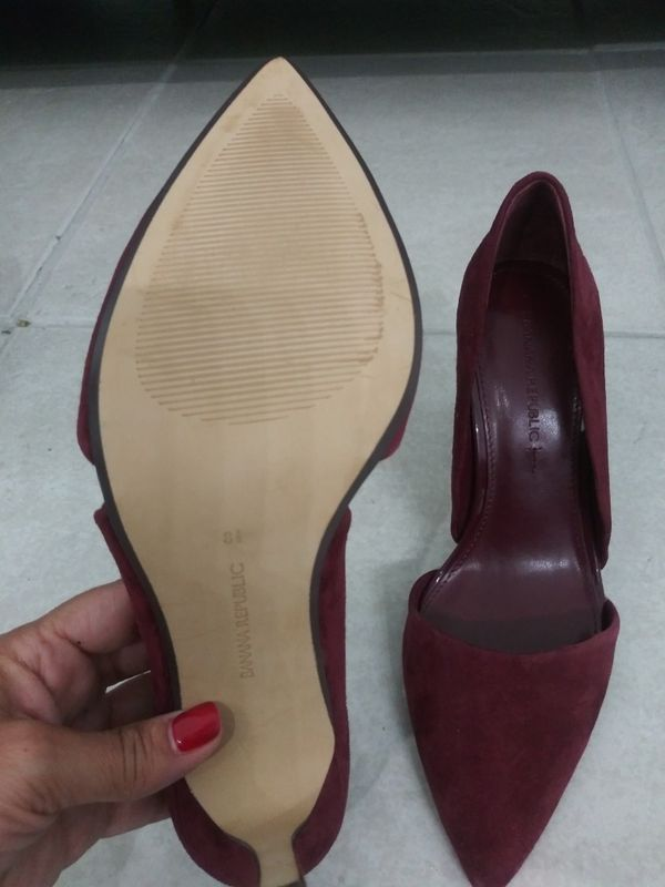 Banana Republic heels, size 8.5