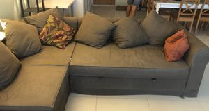 SLEEPER SECTIONAL. BEST PRICE!!! for Sale in IND CRK VLG, FL