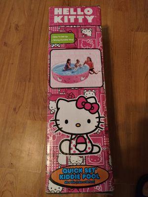 New Hello Kitty Kiddie Pool for Sale in Van Buren, AR