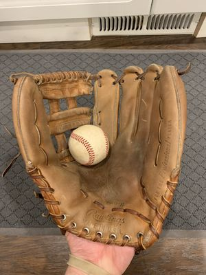 Rawlings Heart of the Hide Baseball Glove for Sale in Lake Oswego, OR