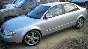 2003 audi A4 Quattro Body parts/ doors/fenders / bumpers/etc for Sale in Sacramento, CA