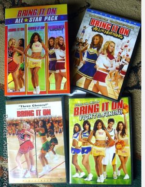 Bring it on DVD PACK for Sale in Virginia Beach, VA