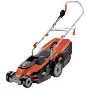Black decker lawn mower for Sale in Dearborn, MI