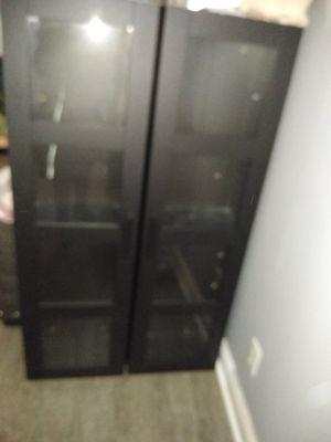 Wall mount black shelves for Sale in Oak Lawn, IL