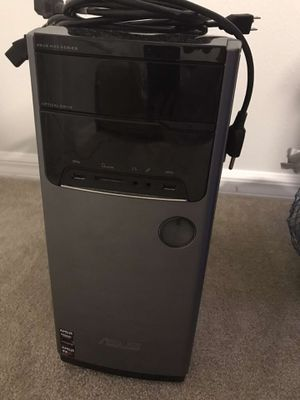 Asus desktop computer and monitor for Sale in Orlando, FL