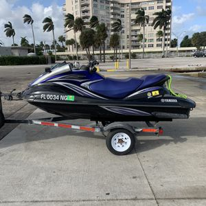 Yamaha 2006 FXHo Waverunner for Sale in West Palm Beach, FL