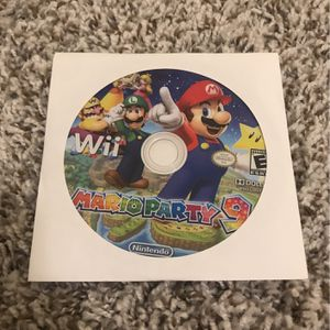 Wii Mario Party 9 for Sale in Round Rock, TX
