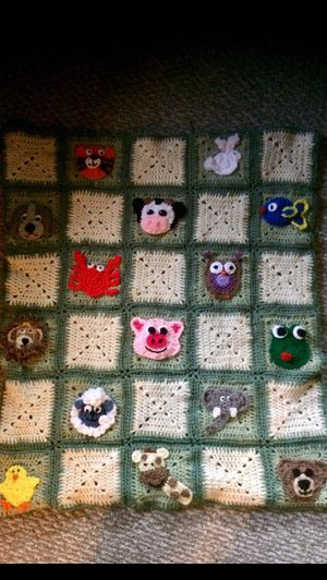 Story book blankets .. Snuggie dolls, booties hats n more. for Sale in Marysville, WA