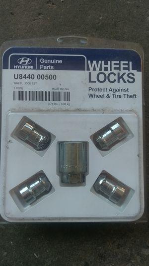 Hyundai Wheel Locks for Sale in Santa Ana, CA