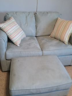 Two Identical Couches And A Recliner for Sale in New Port Richey,  FL