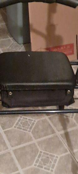 Nice Sterdy Walker W/seat & Horn for Sale in Wichita,  KS