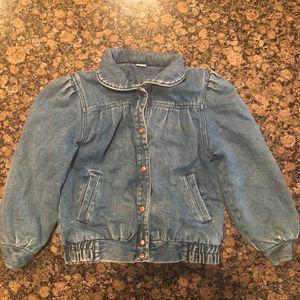 Vintage girls jean jacket size 8 for Sale in Fullerton, CA
