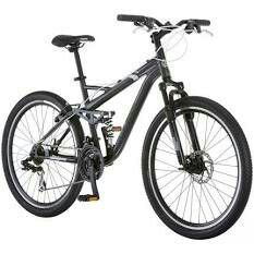 24 inch Mongoose full suspension mountain bike for Sale in Tacoma, WA