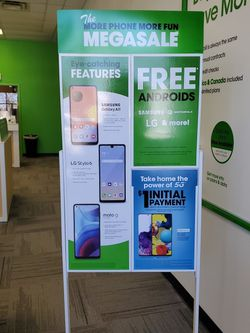 FREE PHONES WHEN YOU SWITCH TO CRICKET WIRELESS for Sale in Ypsilanti,  MI